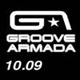 Groove Armada live @ Москва, 10.09.10