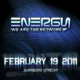 Energy 2011 - LineUp