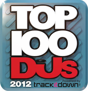 DJ Mag Top 100 2012 Results