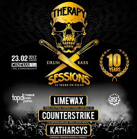 Therapy Sessions, Киев, 23.02.13