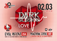 Dark Session: Love, Петербург, 02.03.13