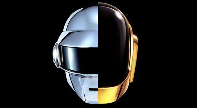 Новый альбом Daft Punk
