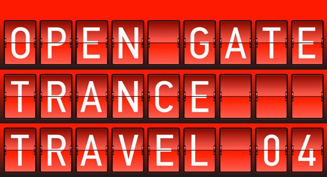 Open Gate Trance Travel 04 mixed by Vladimir Bashmakov