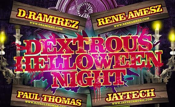 Dextrous Helloween Night, Петербург, 26.10.13