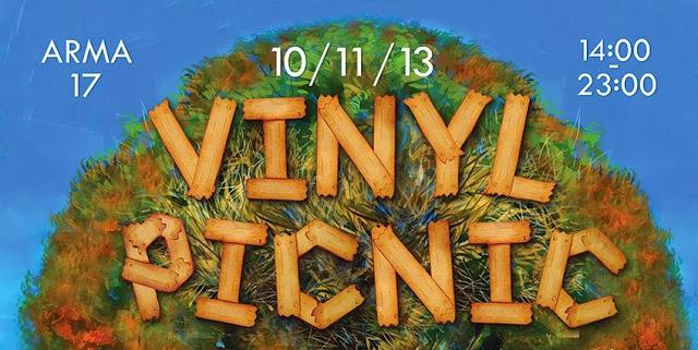 Виниловый Пикник / Vinyl Picnic, Москва, 10.11.13