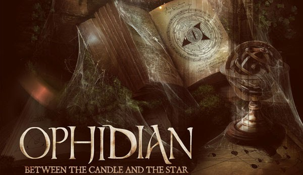 Ophidian - Between The Candle And The Star