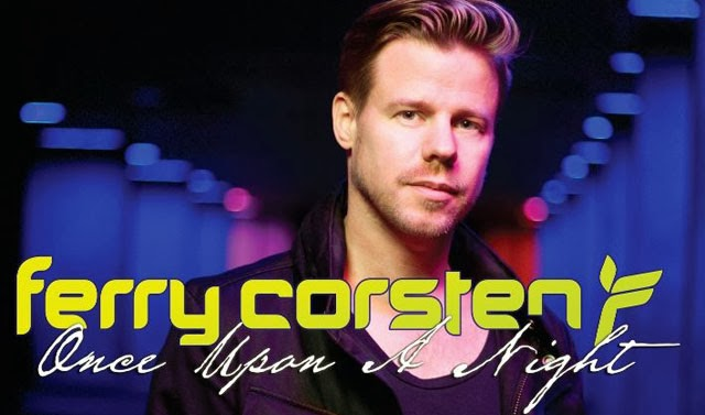 Ferry Corsten - Once Upon A Night vol. 4