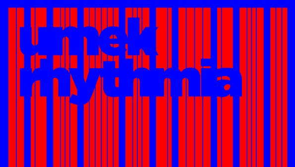 Umek - Rhythmia