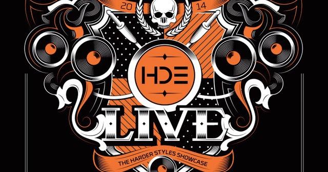 Hard Dance Event Live 2014