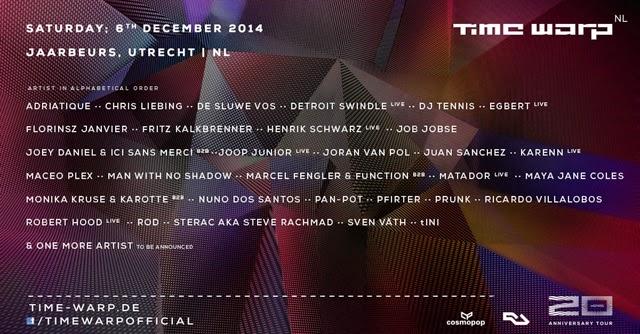 Time Warp NL 2014