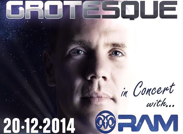 Grotesque in Concert with Ram 2014