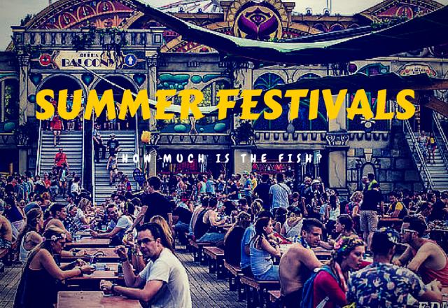 Сколько стоит отдых на фестивалях