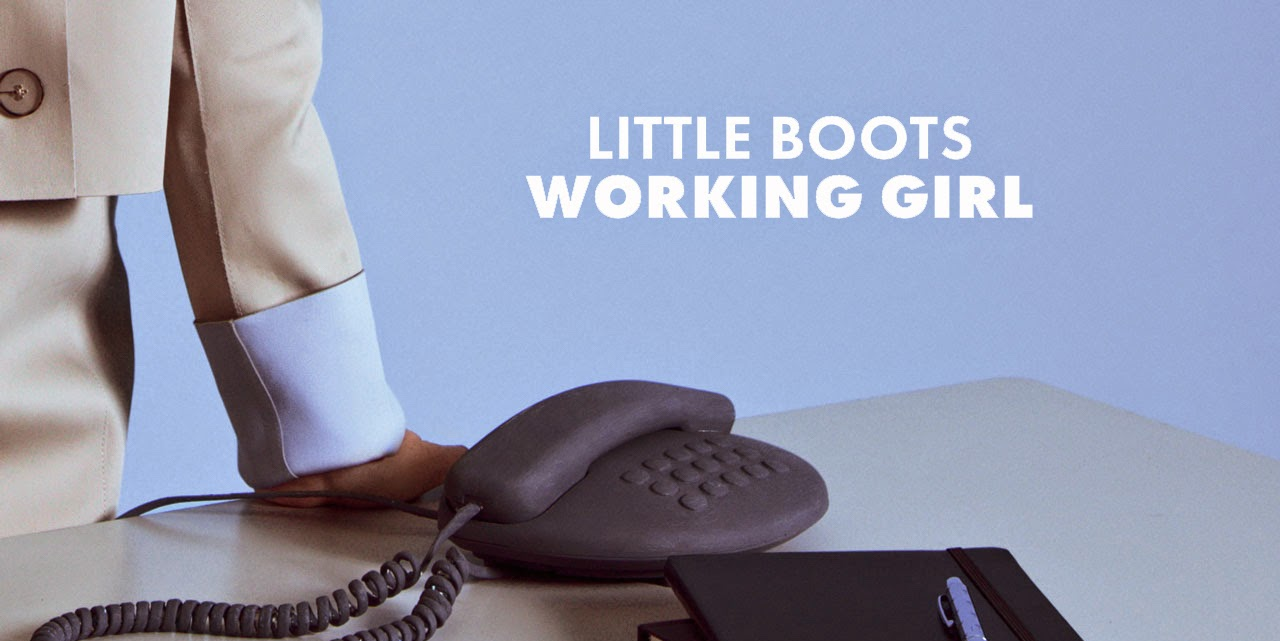Little Boots – Working Girl