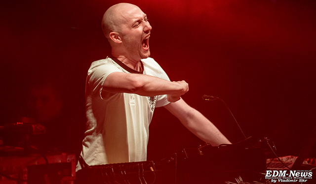 Фото Paul Kalkbrenner @ Space Moscow 2015