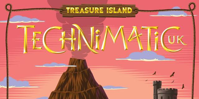 Technimatic @ Treasure Island, Москва, Cанкт-Петербург, 25-26.09.15