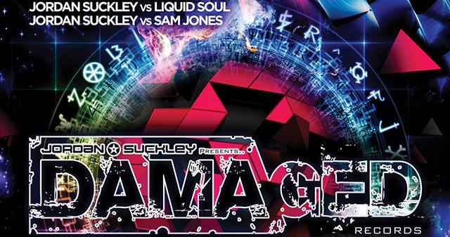 Damaged Records - Red Alert (Back 2 Back Edition)