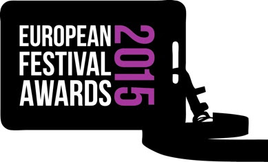 Победители European Festival Awards 2015