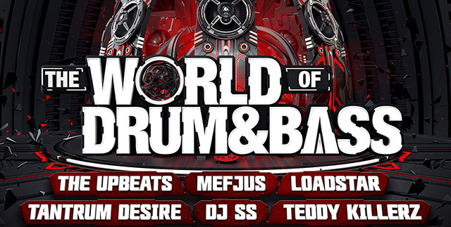 The World of Drum&Bass, Москва, 27.02.16
