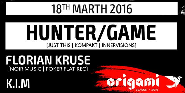Hunter/Game, Москва, 18.03.16