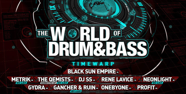 The World of Drum&Bass, Москва, 17.09.16
