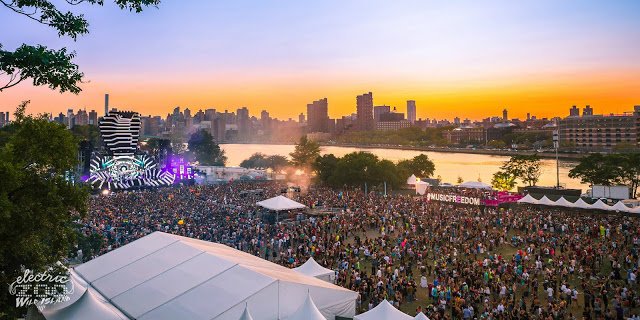 Electric Zoo, сделано в Made Event