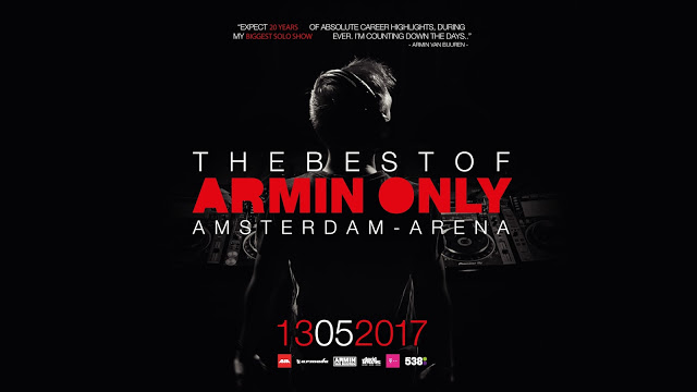 The Best of Armin Only, Amsterdam Arena, 13.05.2017