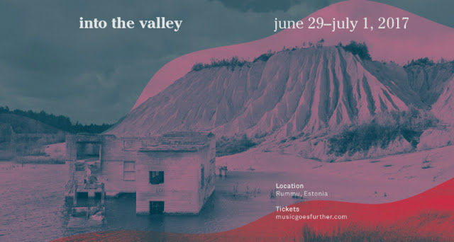 Into The Valley, Эстония, 29.06 - 01.07.2017