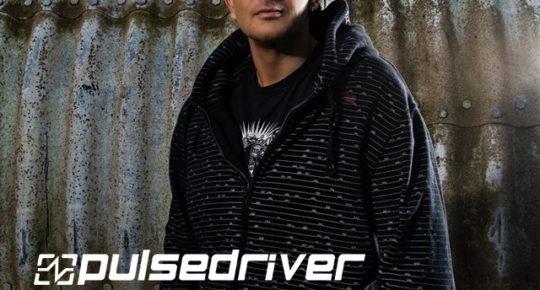 Pulsedriver at Amper Club
