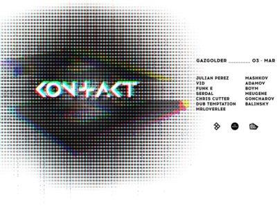 Kon+akt, Москва, 03.03.17