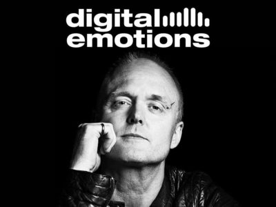 Solarstone @ Digital Emotions Night, Москва, 15.04.17