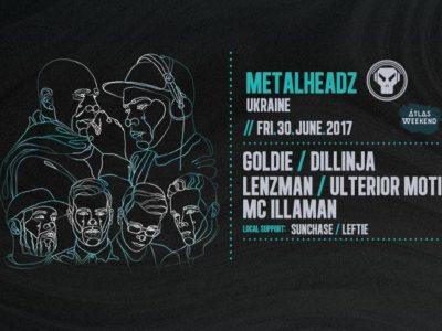 Metalheadz, Киев, 30.06.17