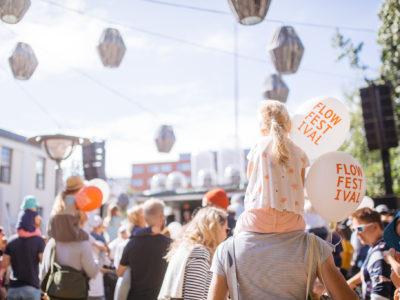 Семейное воскресенье на Flow Festival