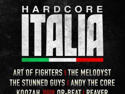Hardcore Italia, Москва, 30.09.17