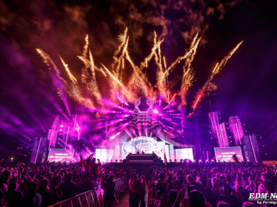Electric Zoo, New York, 01-03.09.17 - Отчёт