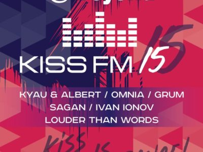 Kiss FM Birthday, Киев, 25.11.17
