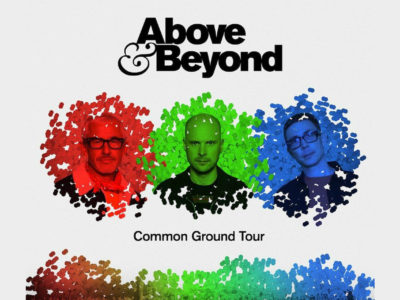 Nice Music Fest with Above & Beyond, Москва, 08.12.18