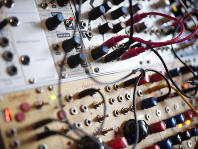 «Модульный синтез» в Moscow Music School