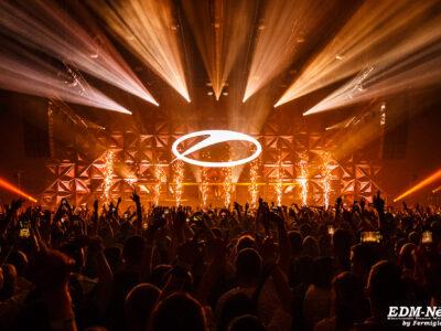 A State Of Trance 1000, Москва, 08.10.21 - Отчёт